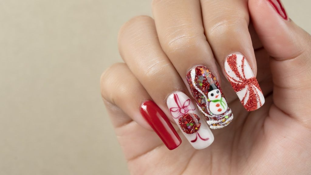 3d Nail Designs Using Lds Nail Dipping Powder